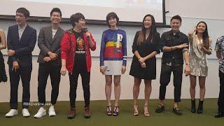 Old Is Gold 老友万岁 Internal Screening w/ Rui En, Xu Bin, Felicia Chin & co. (21 May 2019) Part 2/2
