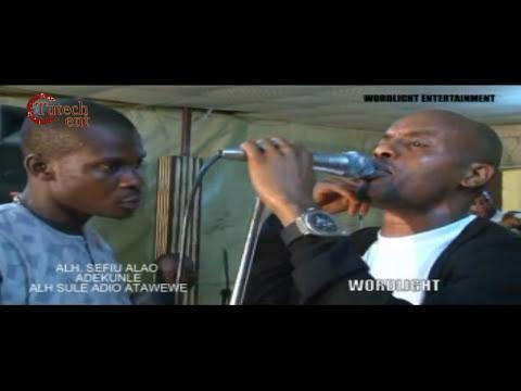 Sefiu Alao Adekunle & Sulaiman Atawewe - World Light