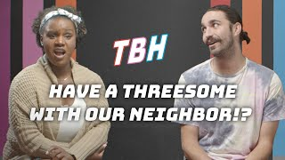 Can Couples Agree on Answers To These Outrageous Questions? | TBH | Cut