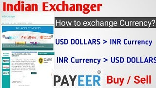 Buy /Sell USD DOLLARS | Indian Exchanger | Buying Proof | TECH2TAMIL | தமிழில்