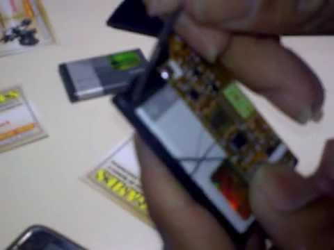 Bateria para PSP feita com bateria de celular RDN GAMES TUTORIAL 2