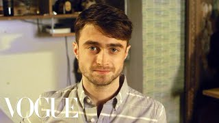73 Questions With Daniel Radcliffe | Vogue