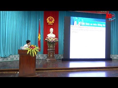 Hội thảo An toàn an ninh thông tin trong cách mạng công nghiệp 4.0