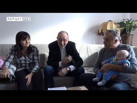 Naš gost: Srećni Stajići - Šta će nam kuća bez djece! (VIDEO)