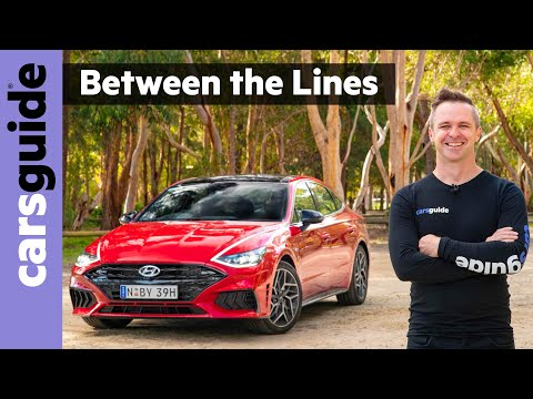 Hyundai Sonata 2021 review: N Line test in Australia - it's the only model we get! | CarsGuide