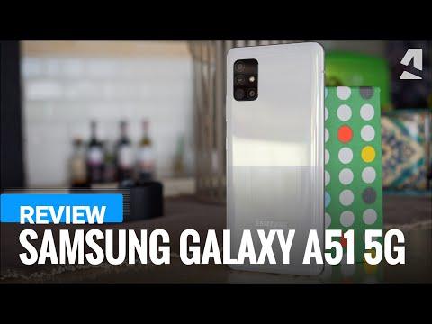 External Review Video juKGQ7YeEgU for Samsung Galaxy A51 5G Smartphone