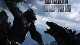 King Kong vs Godzilla Fan Trailer