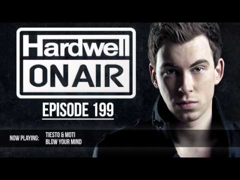 Hardwell On Air 199 (Incl. Dannic Guestmix)