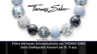 Thomas Sabo Werbung mit Miles Away