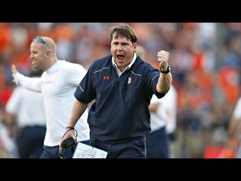 Will Muschamp's Top 3 Meltdowns At Auburn | CampusInsiders
