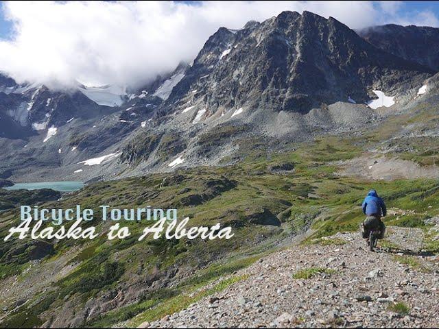 Bicycle-touring-alaska-to