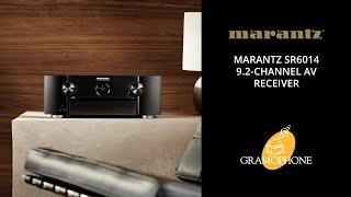 Marantz SR6014 AV Receiver REVIEW