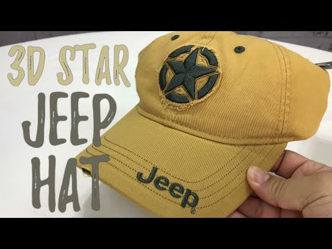 3D Star Jeep Baseball Cap Review