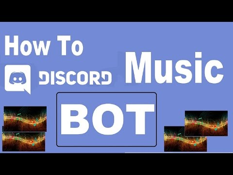 MusicBot in Discord , Tutorial ? Tera Videos , Event and