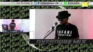 Jun 11th 🔴 Afrobeat, Hip Hop, Reggae, Dancehall, Pop | Overdose Friday Live Show – Dj Shinski