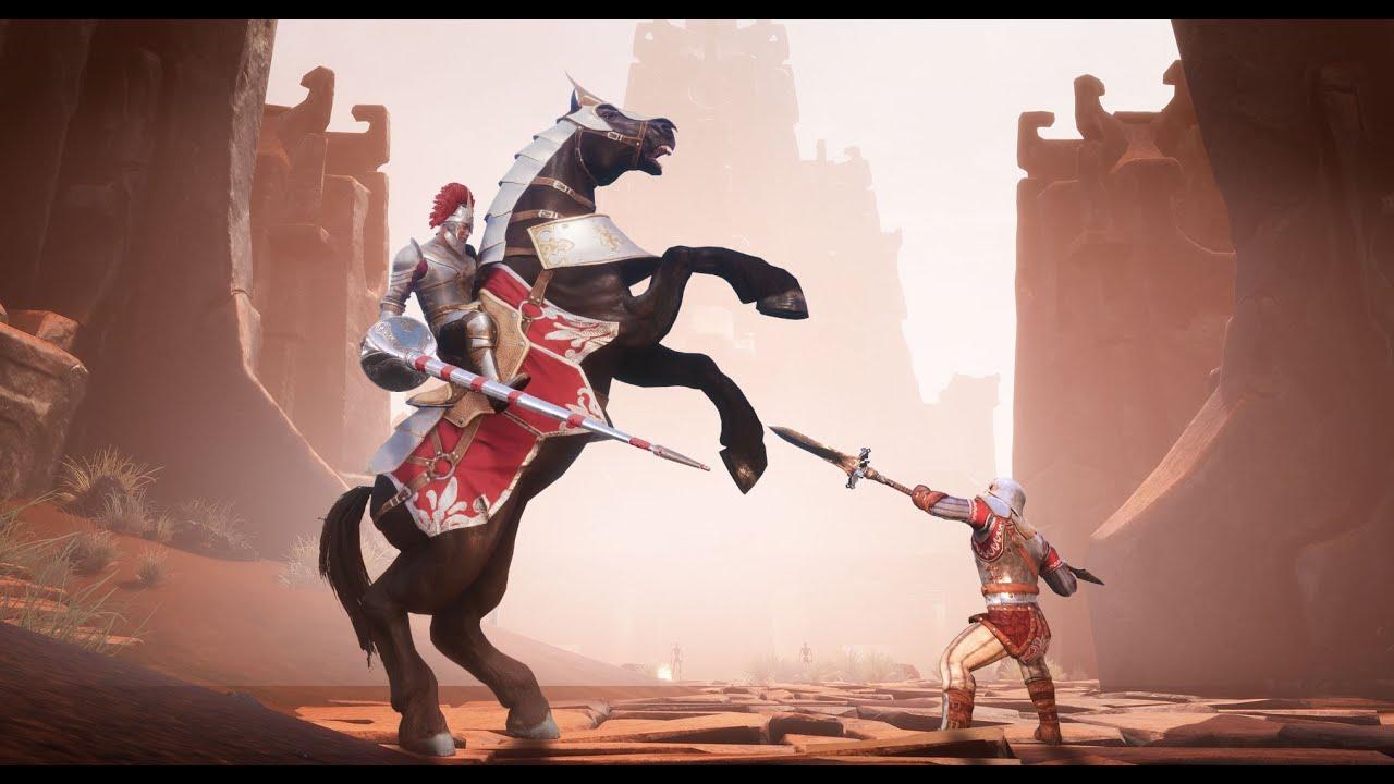 Introdotte le cavalcature in Conan Exiles