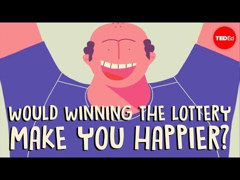 האם זכייה בלוטו תהפוך אתכם למאושרים?