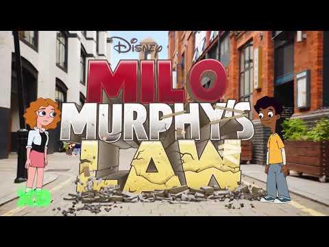Prawo Milo Murphy'ego - zajmij miejsce Milo!
