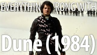 Everything Wrong With Dune (1984) In 18 Minutes Or Less