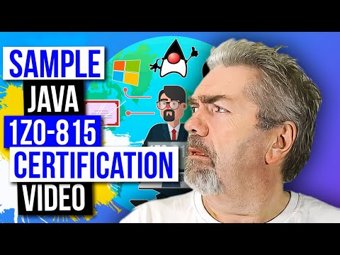 Java SE 11 Programmer Exam Course - Oracle 1Z0-815 - Sample ...