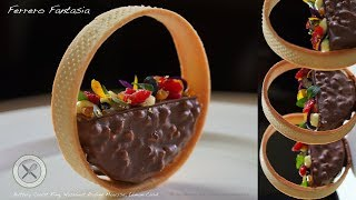 Ferrero Fantasia Dessert – Bruno Albouze