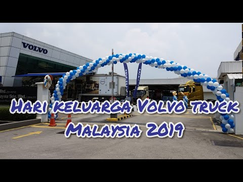 FAMILY DAY VOLVO TRUCK MALAYSIA 2019