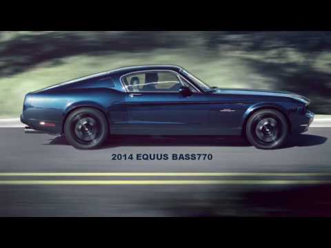 Equus Bass770 - The Luxury American Muscle Car