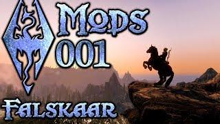 Skyrim Mod: Falskaar #001 [HD] - Willkommen in Falskaar