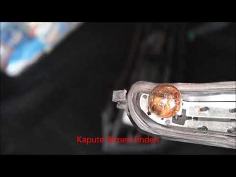 Opel Meriva Bj ab 2003-2010 Bremslicht wechseln