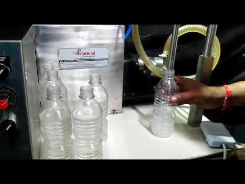 Semi Automatic 1Head Digital Liquid Filing Machine
