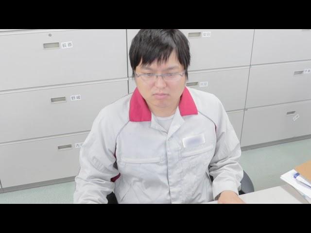 J-POWER設計コンサルタント 先輩社員インタビュー2