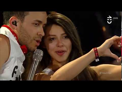 Prince Royce, Incondicional, Show Completo Chile VS Paraguay, Viña Del Mar 2018 - HD Mp3