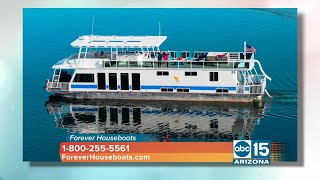 Fall houseboating with Forever Houseboats