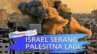 Detik-detik Serangan Udara yang Kembali Dilancarkan Israel di Gaza, Baru Sebulan Gencatan Senjata