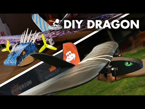 how-to-fly-your-dragon--ft-twin-sparrow-diy-plane
