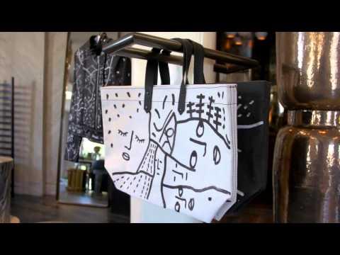 Kelly Wearstler x Shantell Martin