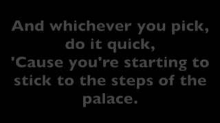 On the Steps of the Palace - Into the Woods Instrumental