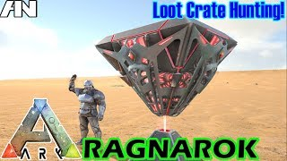 How to Loot Crate Farm with Dire Bear: Ep 4 PVP Ark Survival