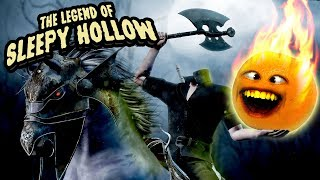 Annoying Orange - Storytime: The Legend of Sleepy Hollow! #Shocktober
