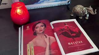 ASMR шепот. Мини-журнал Cosmopolitan. ASMR Cosmopolitan Magazine Reading (Russian Whisper)