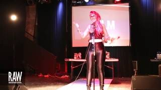 ANNA KIRSCHNER at RAW:Dallas Kaleidoscope 06/27/2013