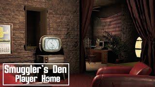 Smuggler's Den Player Home