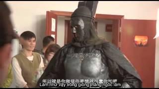 [Vietsub] Hậu trường Lan Lăng Vương 1 (Phùng Thiệu Phong)