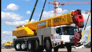 Супер-автокран 100 тонн. Наш ответ импорту!
