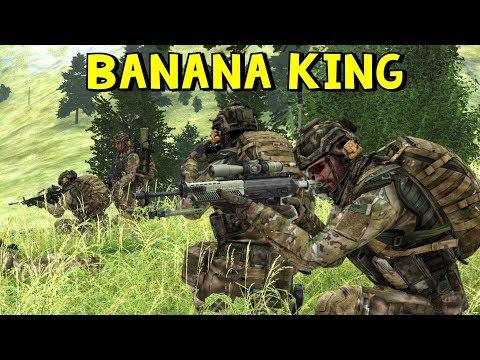 Banana King | ArmA 3