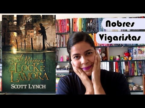 Resenha do livro As Mentiras de Locke Lamora do Scott Lynch