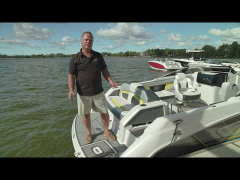 Four Winns HD220RS OB video