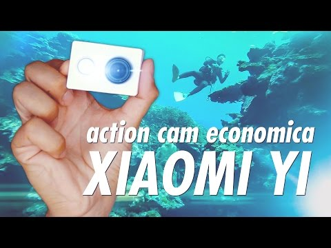 LA MIGLIORE ALTERNATIVA ECONOMICA ALLA GOPRO [Recensione Xiaomi Yi Action Cam]