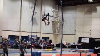 Brandon Dang's Gymnastics 2017 Regional Championships in Reno, Nevada