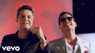 Alejandro Sanz   Deja Que Te Bese Ft. Marc Anthony (Video Oficial)